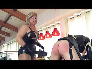 :- MISTRESSES & TRANNY MAID -: ukmike video
