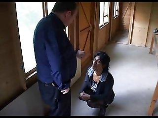 Nice Tits Brown Teen Accepts Old Man Ween