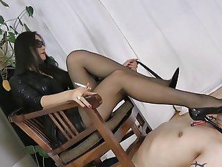 Smoking hot Asian mistress