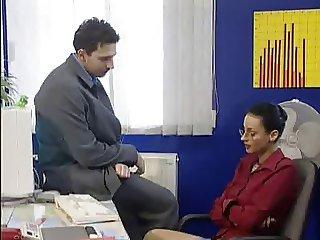 Michelle the hot Secretary