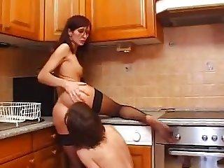Hungarian Privat Dvd 23 - Lesbians scene