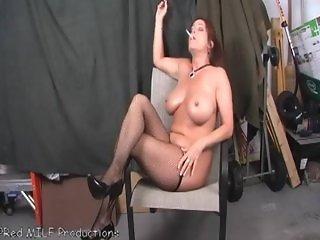 Rachel Steele smoking sex #1