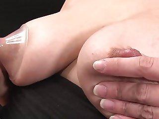 milking tits Annebelle