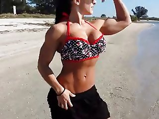 Erica Cordie: Sexy Tits Muscle FBB (PG) - Ameman