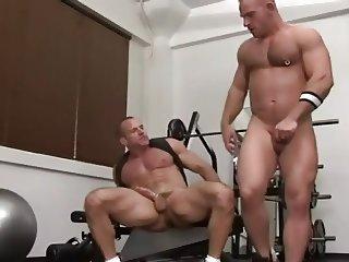 Samuel Colt au gym