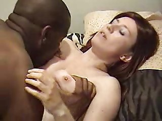 Wife fucks black hubby films