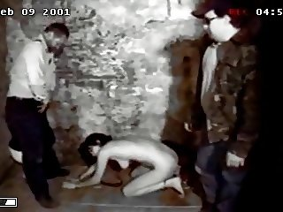 handcuffed anal tied in jail
