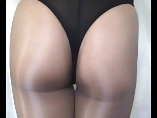 crossdresser pantyhose ass 008