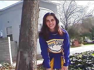 Picking up a Cheerleader