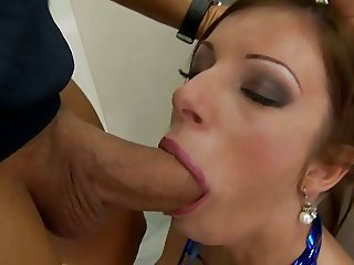 Debbie White anal freak
