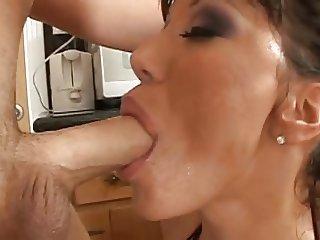 Hot Cuck Mom Ava Fucks Behind Husband Back