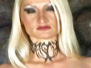 Gothic Vampiress Alira In Her Dungeon