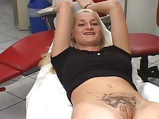 Alira Astro Pussy Tattoo part 2