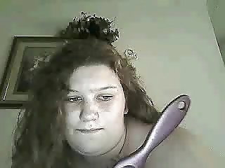 Adorable Fat Teen Webcam Show