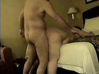 Hotel BBW Doggystyle & Padding
