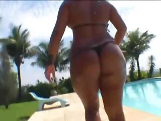 Big Booty Brazilian Amazon