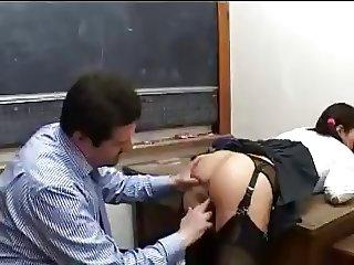 Nylon stocking slut 1