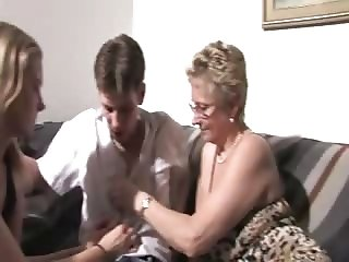 Horny Game With Mom And Daughter