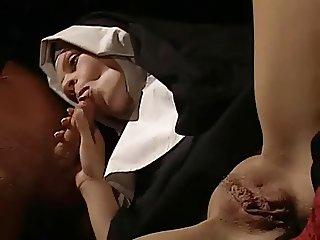 nuns anal fun