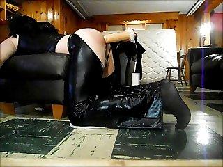 crossdresser pounding ass
