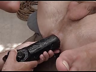 Heat 20 Assplay Fisting scene