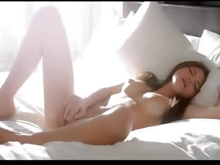 cute Czech babe Caprice fingering