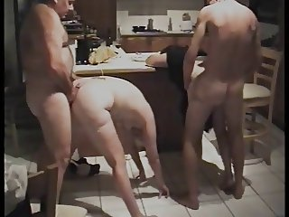 Kitchen fun and squirt