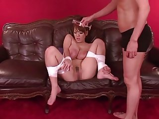 Hitomi Tanaka squirt and oiled up