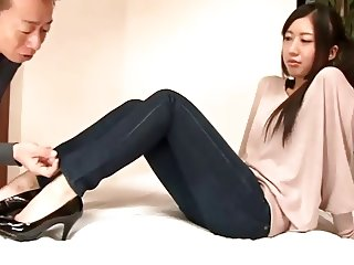 Japanese Tight Jeans Fantasy