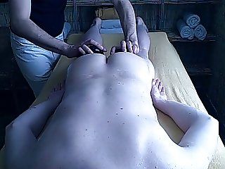 Special Erotic Stone Massage - Part One - Masseur Benny
