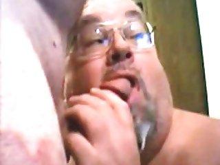 getting a sperm facial
