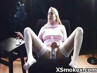 Hottie Girl Pervert Smoking Explicit