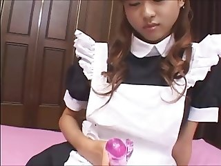 swallowing maid