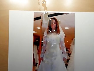 Cum tribute for Bride Eleftheria from Greece