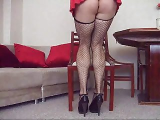 Miniskirt Turkish Maid