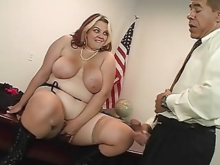 Chubby in Office
