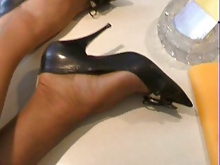Her erotic shoes!!!!