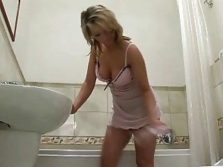 painful anal in shower