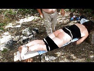 Outdoor punishment