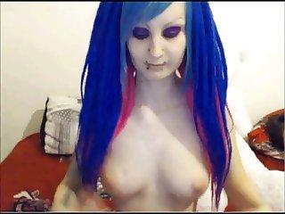 emo big tits and puffy nipples
