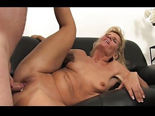 Creampie For Old Bitch