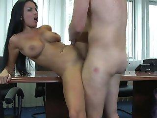 Insatiable Secretary