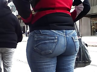 Jeans Ass Booty(Waiting 4 Da Train)