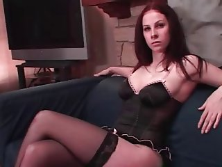 Jenna begs for cum on her face and in her mouth