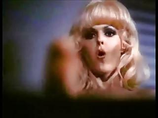 Ann Marie in stripping scene