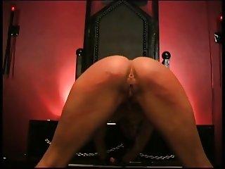 slave girl is punished