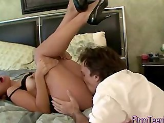 Teen girl hotel room sex