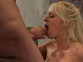 StormyD office oral sex