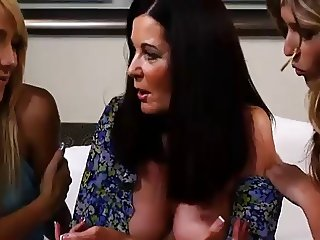Mom Seduce Not Her Daughter 12