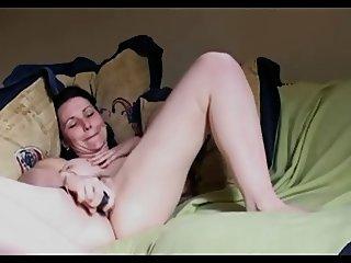 Homemade Dildo Masturbation 40